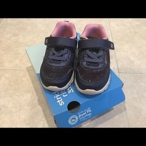 Stride Rite 6M Toddler Girl Shoes